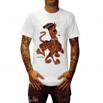 STONED SCOOBY WHITE TEE