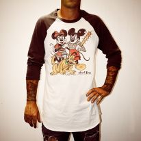 GANGSTER MICKEY RAGLAN