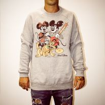 GANGSTER MICKEY GREY CREW