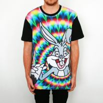 FULL PRINT TOKING BUGS TEE