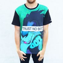 FULL PRINT TRUST NO BITCH TEE
