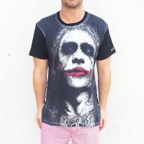 FULL PRINT HEATH LEDGER TEE